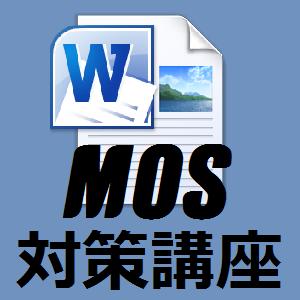 MOS試験対策ワードスペシャリスト講座